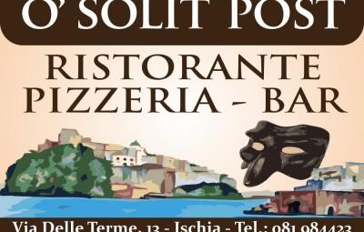 ristorante pizzeria ischia o solit post