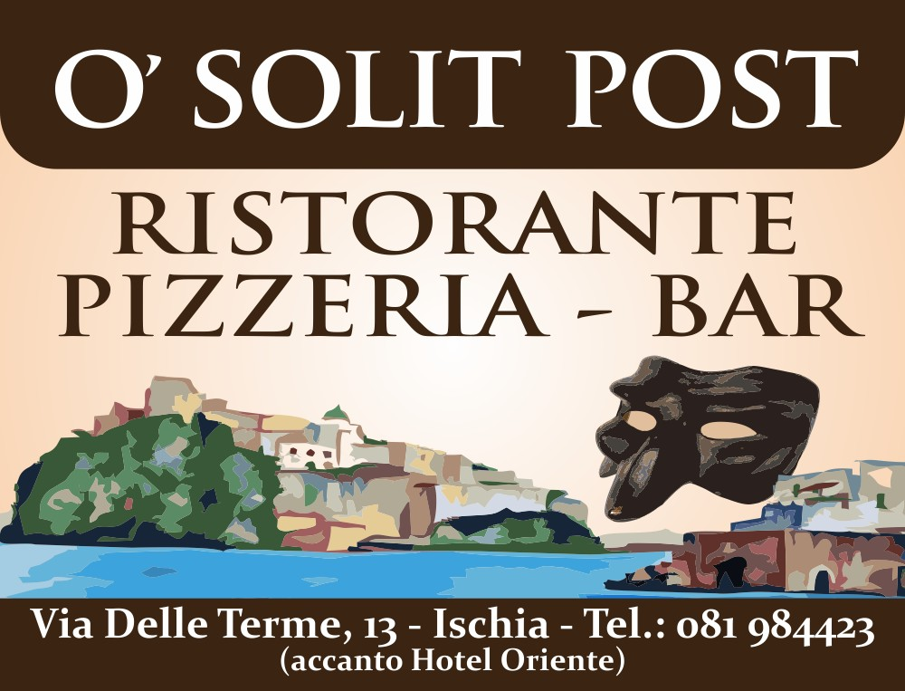 Ristorante Pizzeria Bar O' Solit Post