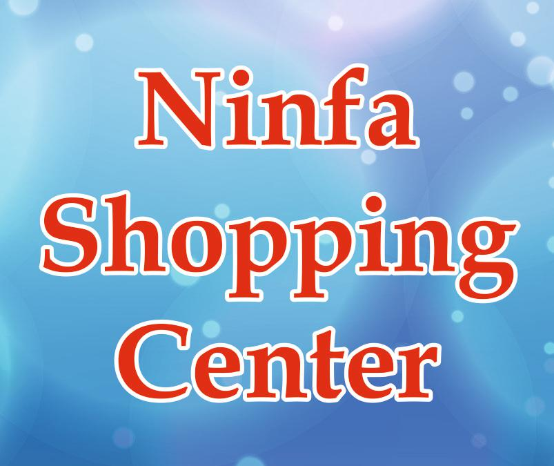 Ninfa Shopping Center