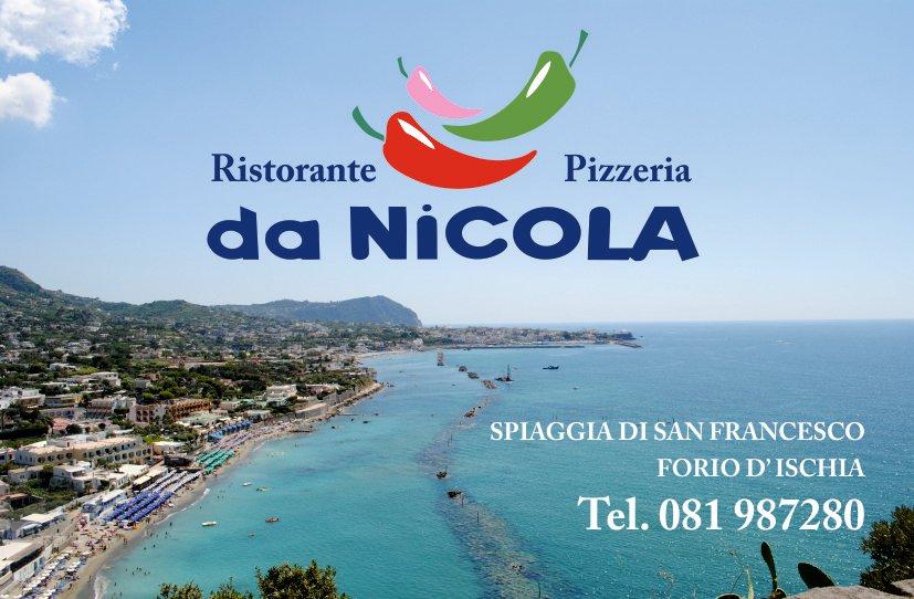 Ristorante Pizzeria DA NICOLA