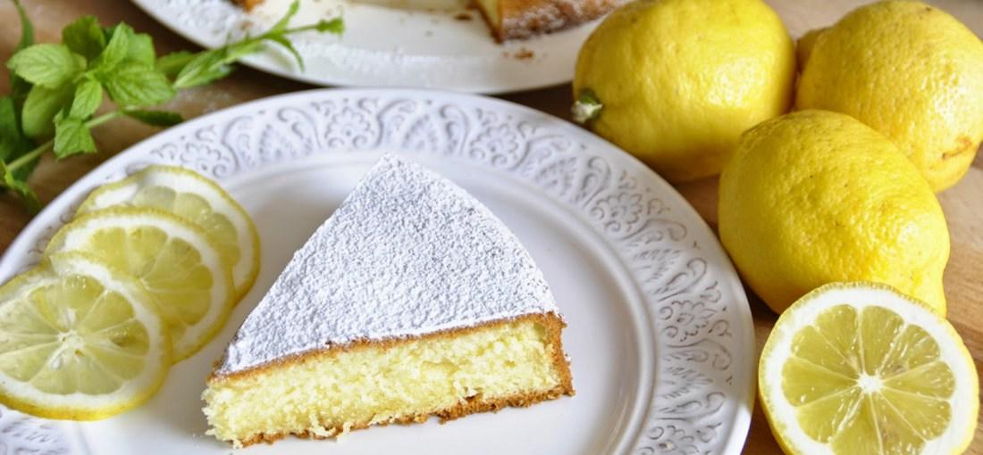 Torta ai Limoni di Ischia…le ricette di Nonna Anna!