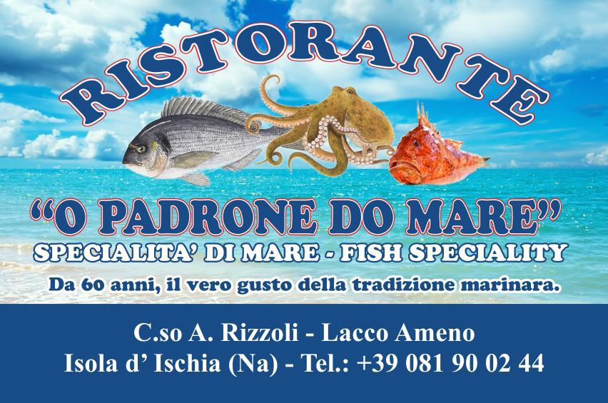 Ristorante O' Padrone do' Mare
