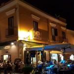 cafe florio di notte a forio